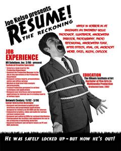 12 Things Not To Put On Your Resume (CV), Right Here;